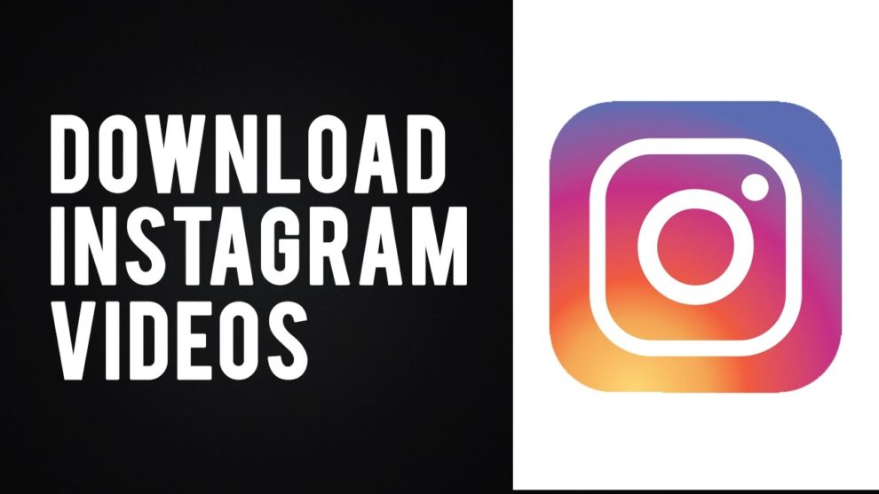 How to download instagram videos on pc